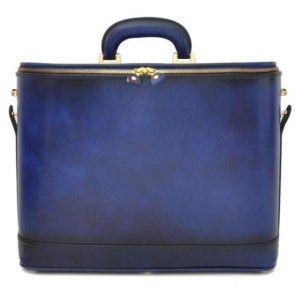 Дипломат кейс Pratesi Raffaello Santa Crose-116-17SC-6 синяя 559,00 €