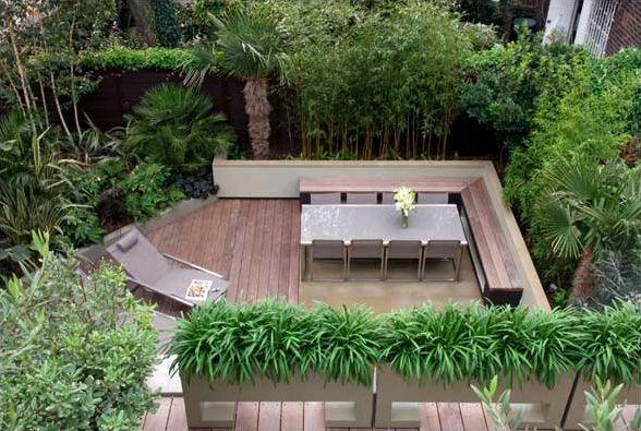2011 01 modern small garden design 2 gardens design and decor  decor home design directory south africa