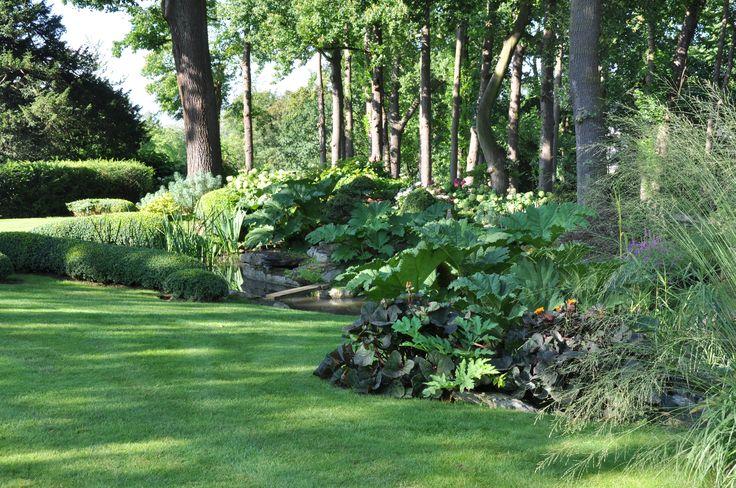Jardin d'ombre. Photo et création Taffin