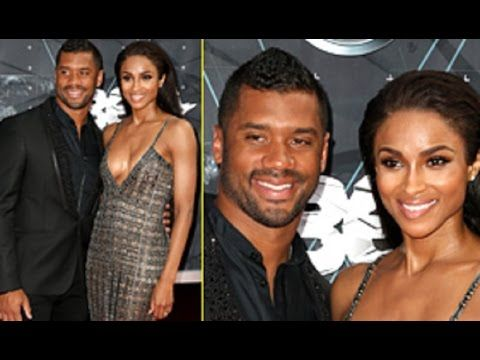 Ciara & Boyfriend Russell Wilson Are Picture Perfect at BET Awards 2015