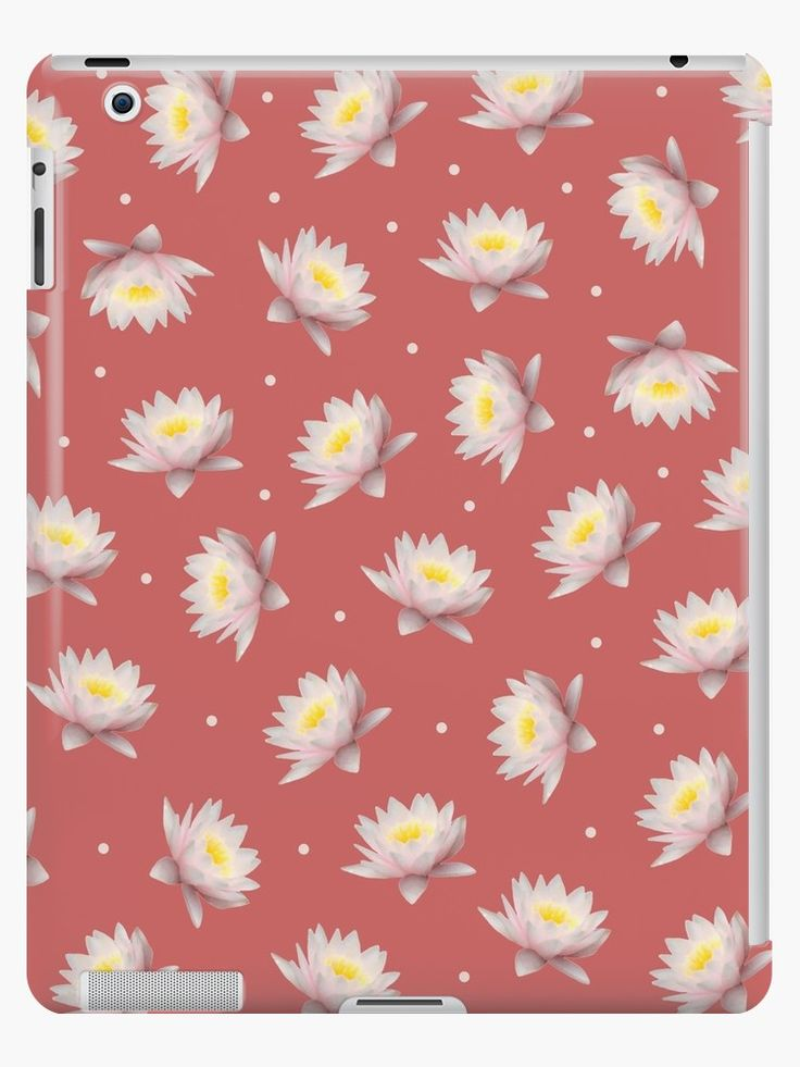 Floral iPad Cases & Skins by MaksciaMind   #redbubble #flowers #floral #design #pattern #ipad #cases #skins