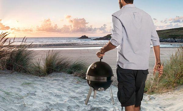 Soirée BBQ à la plage #BBQ #barbecue #grillades