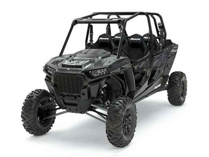 New 2017 Polaris RZR XP 4 Turbo EPS Titanium Matte Metall ATVs For Sale in Michigan. 2017 Polaris RZR XP 4 Turbo EPS Titanium Matte Metallic, 248-446-0000 2017 Polaris RZR XP® 4 Turbo EPS Titanium Matte Metallic 4 seats to share unmatched power, suspension, and agility. Features may include: POWER FEATURES NEW! 168HP PROSTAR® TURBO H.O. ENGINE For those who belive that there's never enough, the 168HP Polaris ProStar® Turbo H.O. engine takes extreme performance to a entirely new level. The…