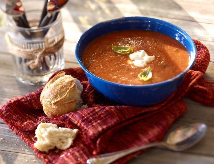 Ontario Tomato-Basil Soup July-October