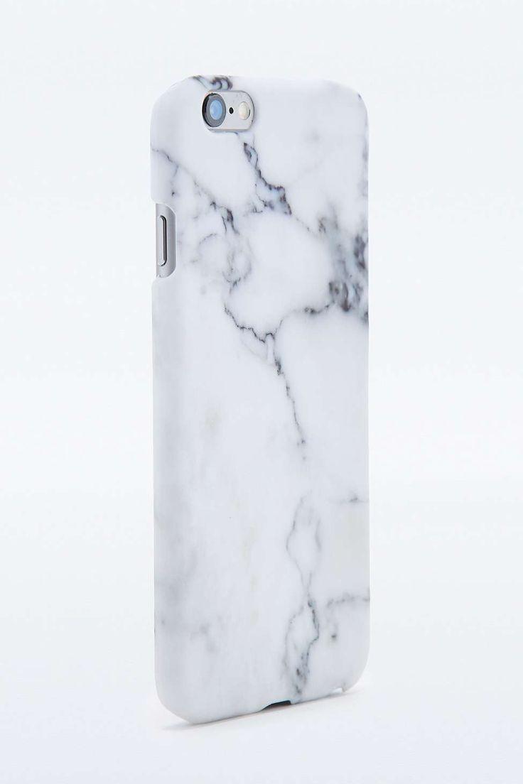 Coque iPhone 6 marbrée