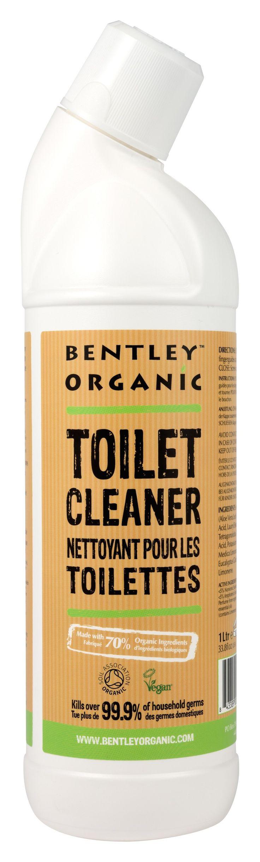 Økologisk toalettvask som dreper 99.9 % av bakteriene og som brytes ned slik at den ikke har noen skadelig effekt på miljøet og fiskene. Inneholder ikke blekemiddel, fosfat eller sulfater. Har en frisk og mild duft av sitrus.