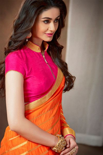 Specifications : Fabric Details Material Georgette Length 6.3 Mtr Blouse Banglori Silk (Unstitched) General Details Work Designer Type Saree Occasion Party W