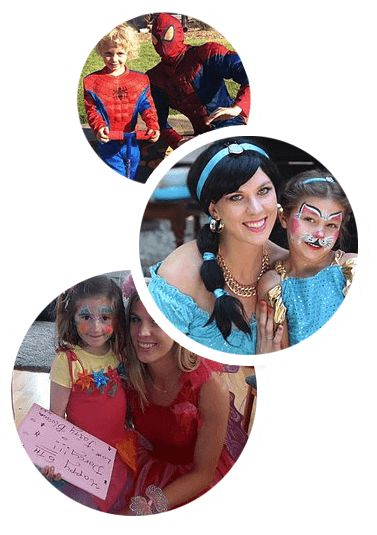Kids Party Venue Hire & Birthday Party Entertainers for birthdays, christenings and other special occasions in Melbourne