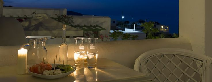 Romantic! Try it! Feel the #night_of_Naoussa_in_Paros.