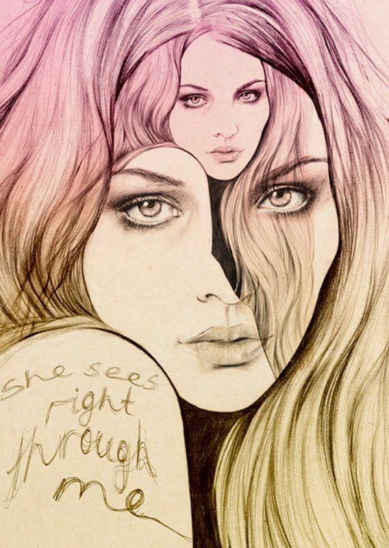 kelly thompson illustrations   Kelly Thompson   peachy cool wow