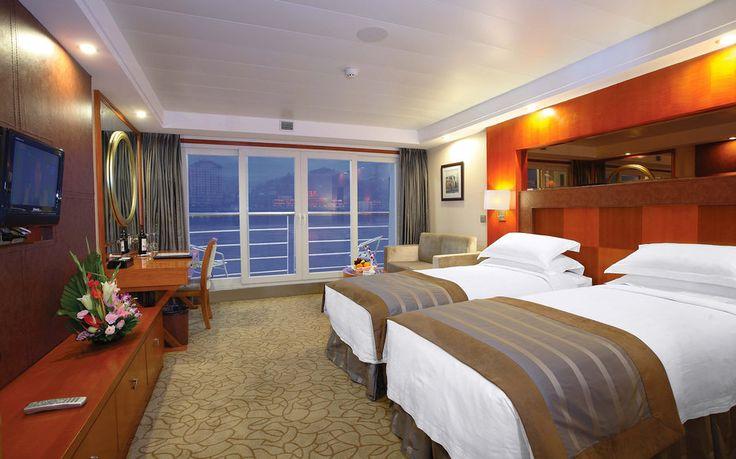 World's Best Cruise Cabins: Viking Cruises, River