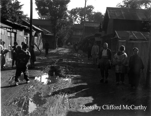 Tokyo 1945. Clifford McCarthy.