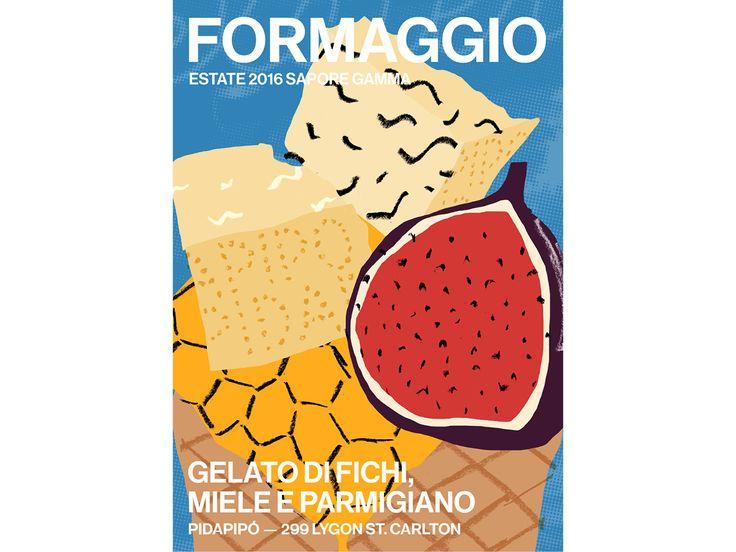 Pidapipó — Formaggio - Never Now