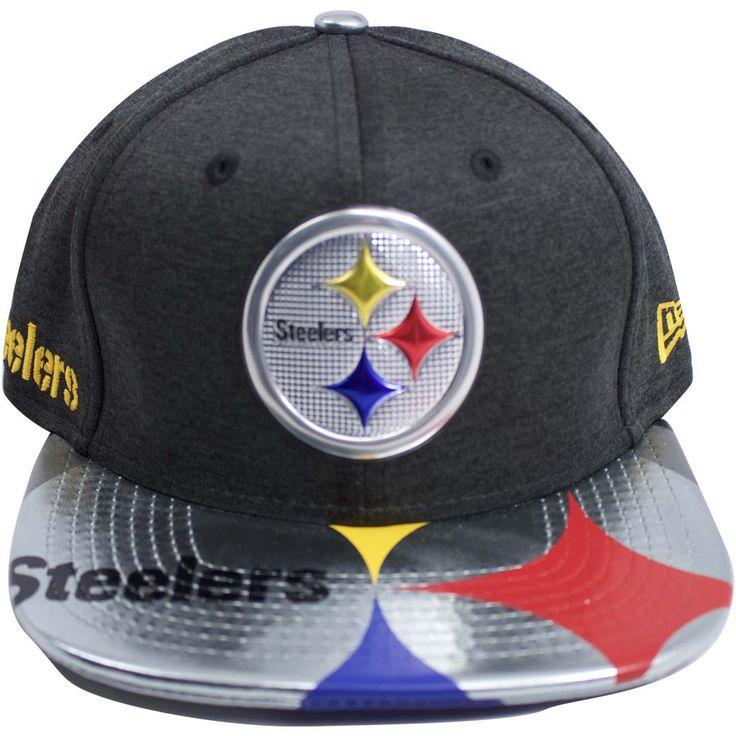 2017 NFL Draft Pittsburgh Steelers Snapback Hat