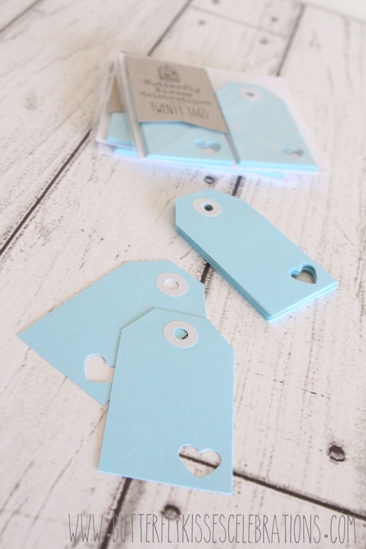 I Heart Blue swing tags now available at www.butterflykissescelebrations.com! For more inspiration visit us at www.facebook.com/ButterflyKissesCelebrations!