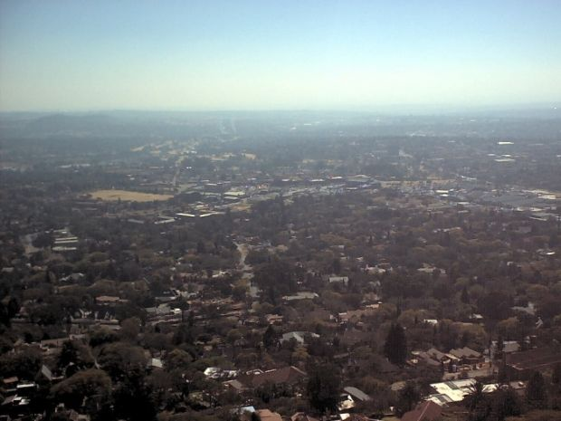If you want to see a spectacular view of #Johannesburg, head to Northcliff Hill. #VisitGauteng http://www.gauteng.net/attractions/entry/northcliff_hill/