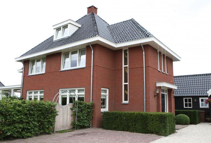 Villa Jonckheer is geïnspireerd door de architectuur uit de jaren dertig.