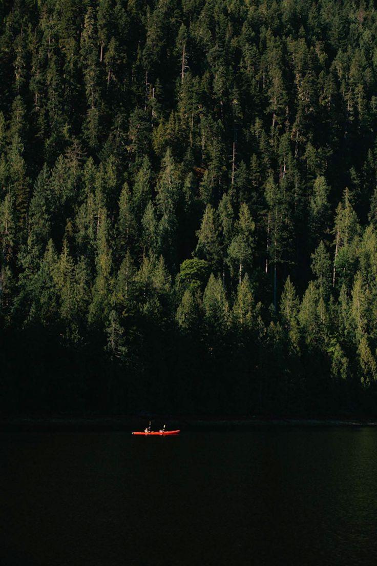 kayaking | desolation sound | bc | #canada | photo || jeremy koreski