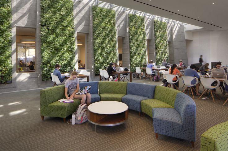 Galeria de Centro de Estudantes na Universidade de Georgetown / ikon.5 architects - 13