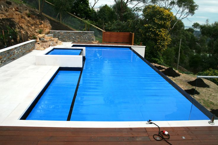 Sunbather Thermal Blanket Swimming Pool Covers http://sunbather.com.au/product/thermal-pool-covers/