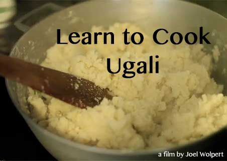 Staple Recipes | Running Times Include Ugali, Engery Bites, Kenyan Kunde (black-eyed peas) over Brown Rice, Roasted Sweet Potatoes, and Quinoa and Vegetable Salad (df*-gf*-v*-vg*)