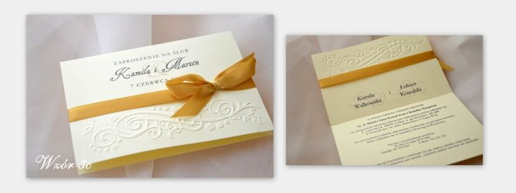 Zaproszenia ślubne Zaproszenie na ślub szybko (4964602957) - Allegro.pl - Więcej niż aukcje.