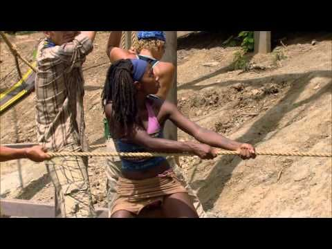 Survivor: Nicaragua - Cannon Ski-Ball - YouTube