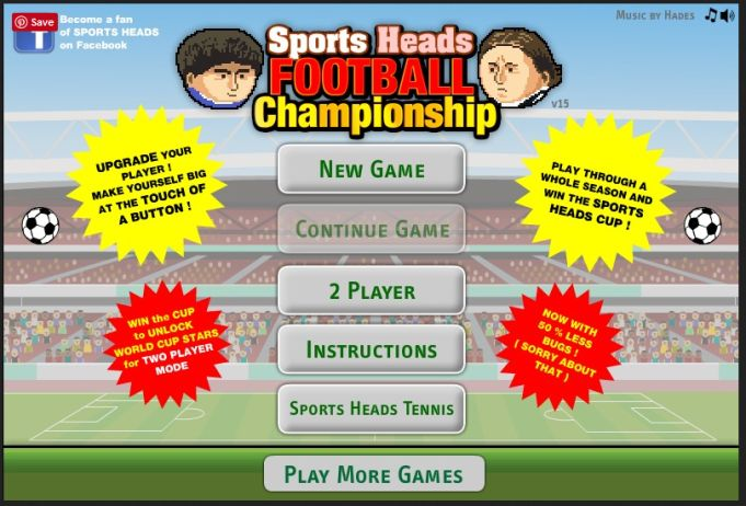 Head Soccer play game online free #HeadSoccer #Head #Soccer #game #Play