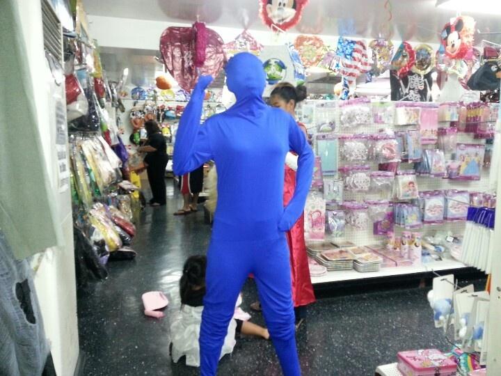 Blue Skinz