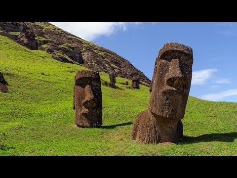 Close Encounters UFO: Easter Island: New Archaeological Study Shows Ecol...