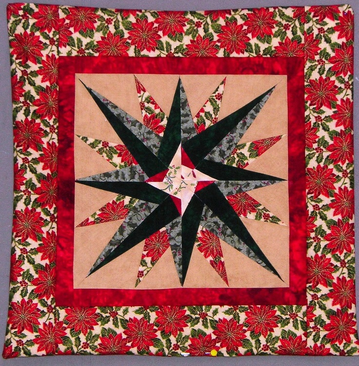 1000 Images About Quilts Mariners Compass Dresden