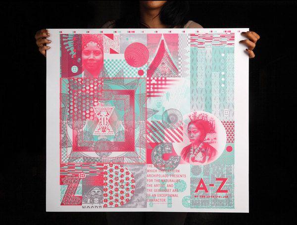A to Z Archipelago indonesian patterns1 A to Z Archipelago   Indonesian type patterns