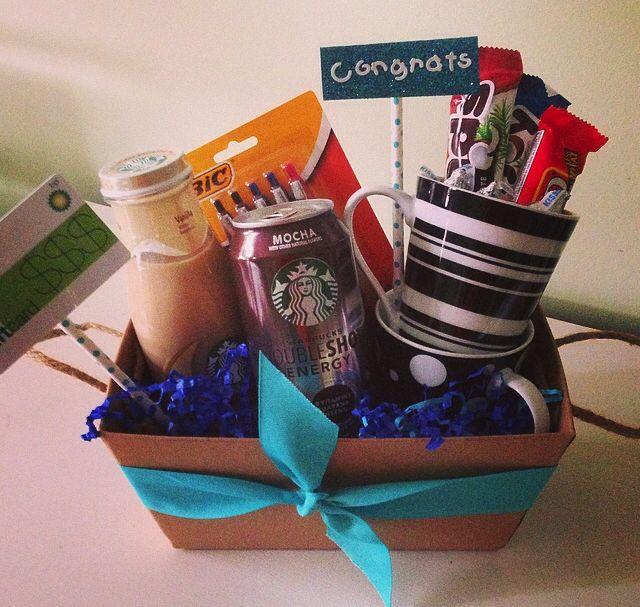 Congrats On The New Job Gift Basket New Job Gift