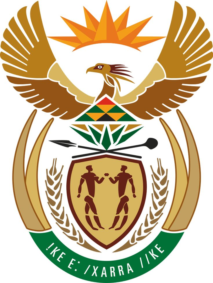 Coat of Arms of South Africa -
