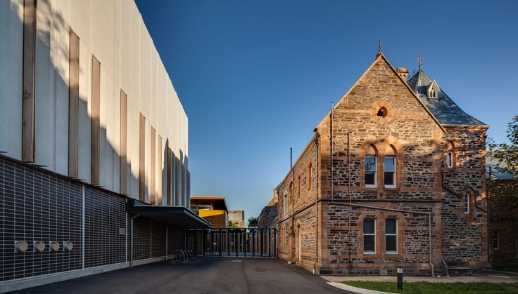 Adelaide Studios by Grieve Gillett Andersen Architects, Adelaide South Australia Photo: Peter Barnes