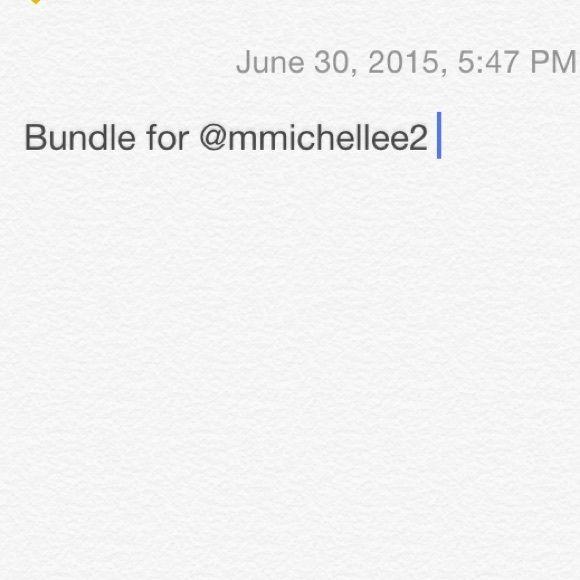 Bundle for @mmichellee2 Red nike rain jacket plus 2 Nike sports bras Nike Other