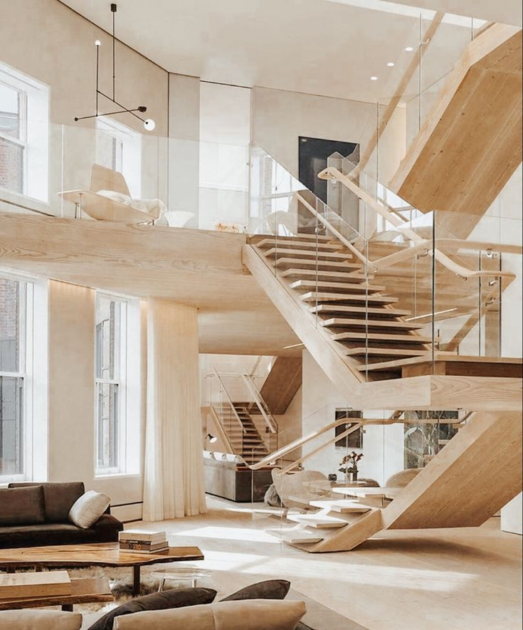 Dream Home Stairs Design Interior Staircase Design Interior Architecture Stair design architect room design
