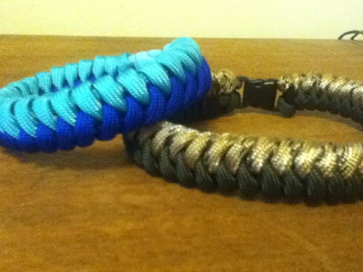 Sawtooth Paracord Bracelet With Buckle Tutorial Crafts