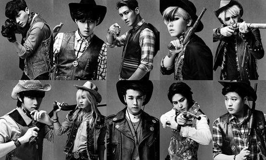 Super Junior #MAMACITA 7jib