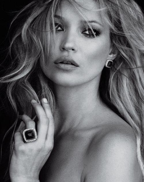 Kate: David Yurman, Fashion Models, Woman, Beautiful, Peter Lindbergh, Katemoss, Hair, People, Kate Moss