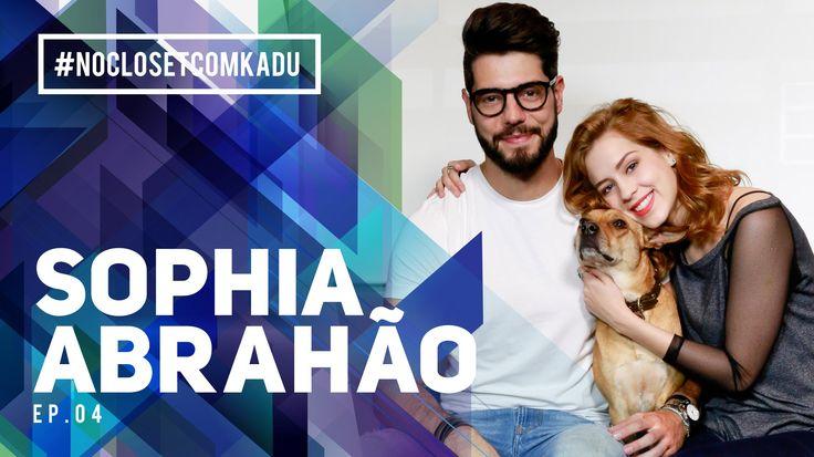 Desta vez, o bate-papo foi com a minha querida amiga e superatriz Sophia Abrahão, que me contou várias novidades da sua carreira...