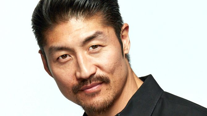 Teenage Mutant Ninja Turtles 2 Cast Brian Tee as Shredder