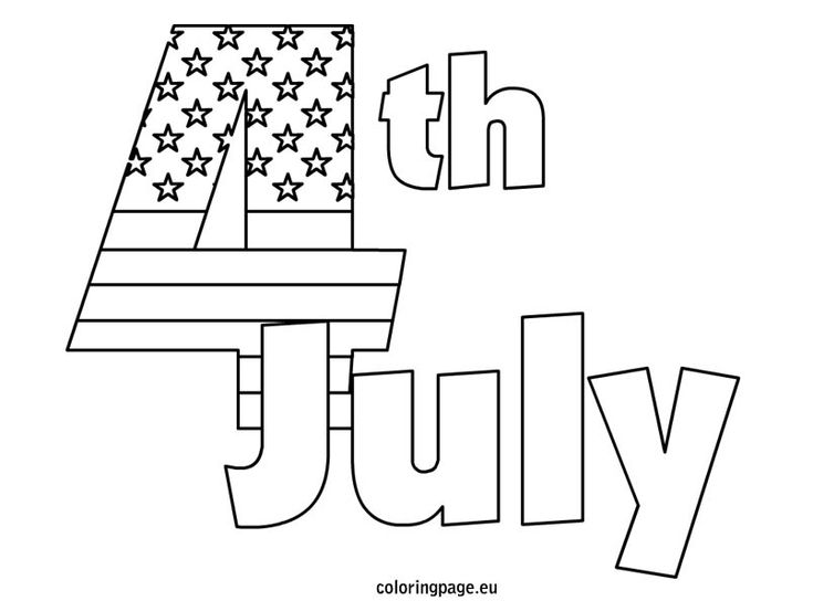 happy birthday america coloring pages - photo#6