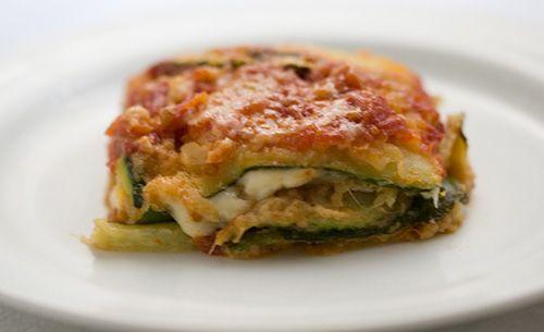 3 ricette veloci con le zucchine. La parmigiana di zucchine