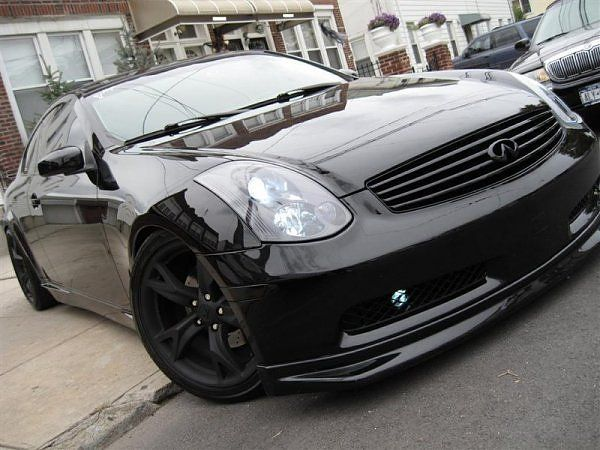 Check out these 03-07 Infiniti G35 aftermarket fog lights ...