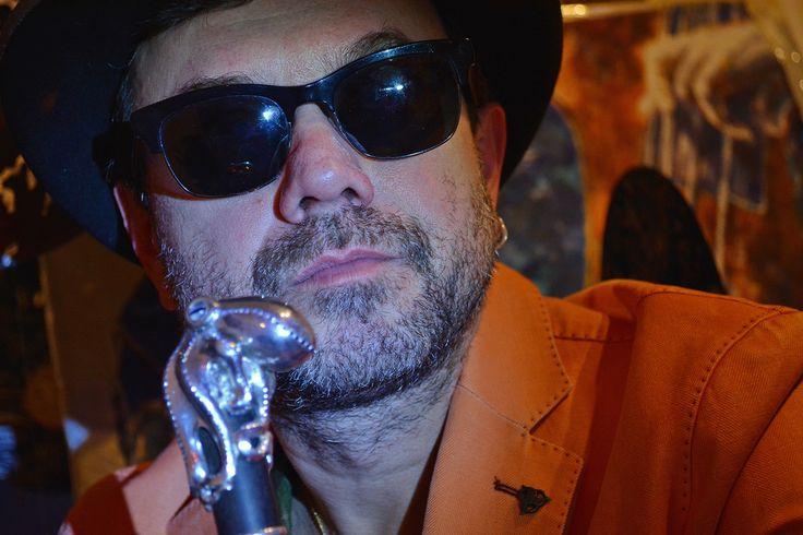 Ostap Stupka - The famous Ukrainian actor, presents the project ''Facevinyl'' - THE BIG COLLECTION, painting by YuryErmolenko, 2013, acrylic on vintage vinyl. The History of Jazz & Blues. #OstapStupka #ОстапСтупка #actor #painting #YuryErmolenko #vinyl #jazz #blues #portrait #юрийермоленко #RapanStudio #jazzclub #contemporaryart #modernart #fineart #art #FacevinylProject #FacevinylLondon #facevinyl #facevinylproject #Facevinyl  #FacevinylCollection #FacevinylPortrait #facevinylstyle