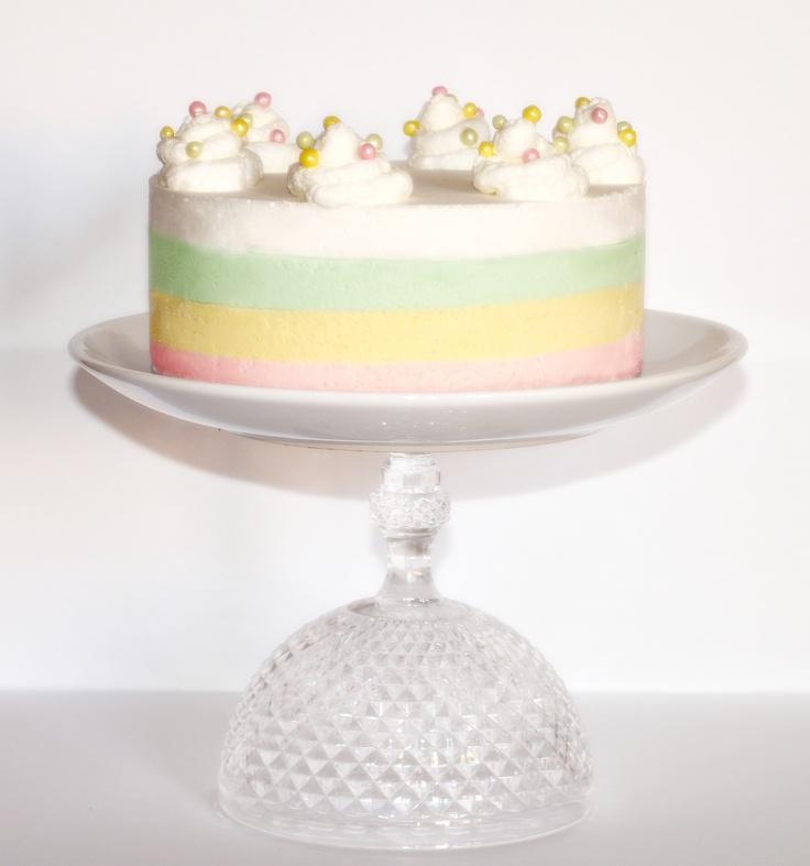 4 Layer Cheesecake