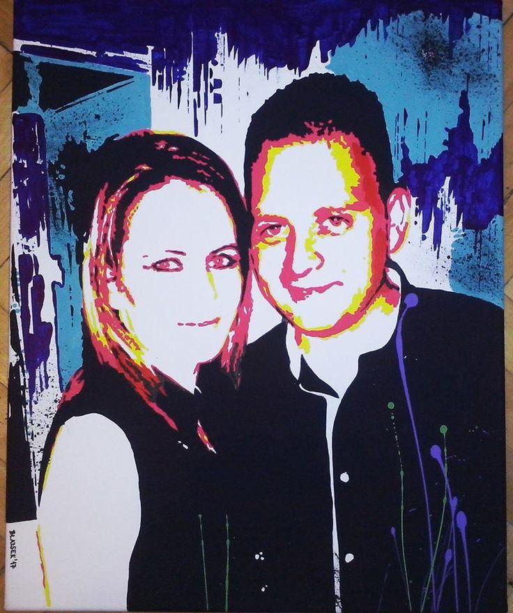 40x50 cm, acrylic, canvas