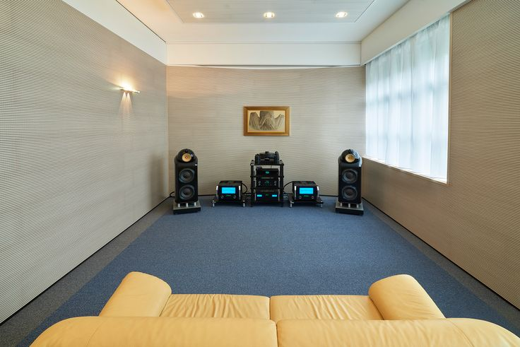 Bowers & Wilkins 802 D2 s McIntosh