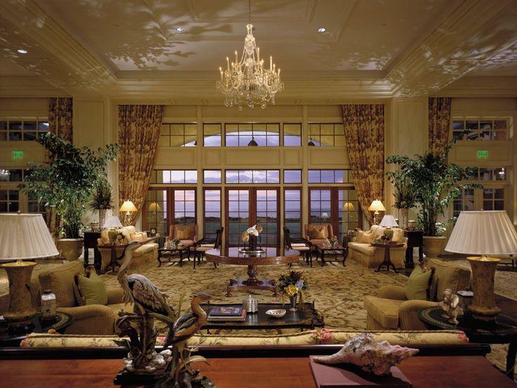 Sanctuary Hotel At Kiawah Island Golf Resort SC South Carolina Resorts Cond Nast